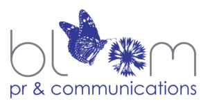 Bloom PR & Communications logo
